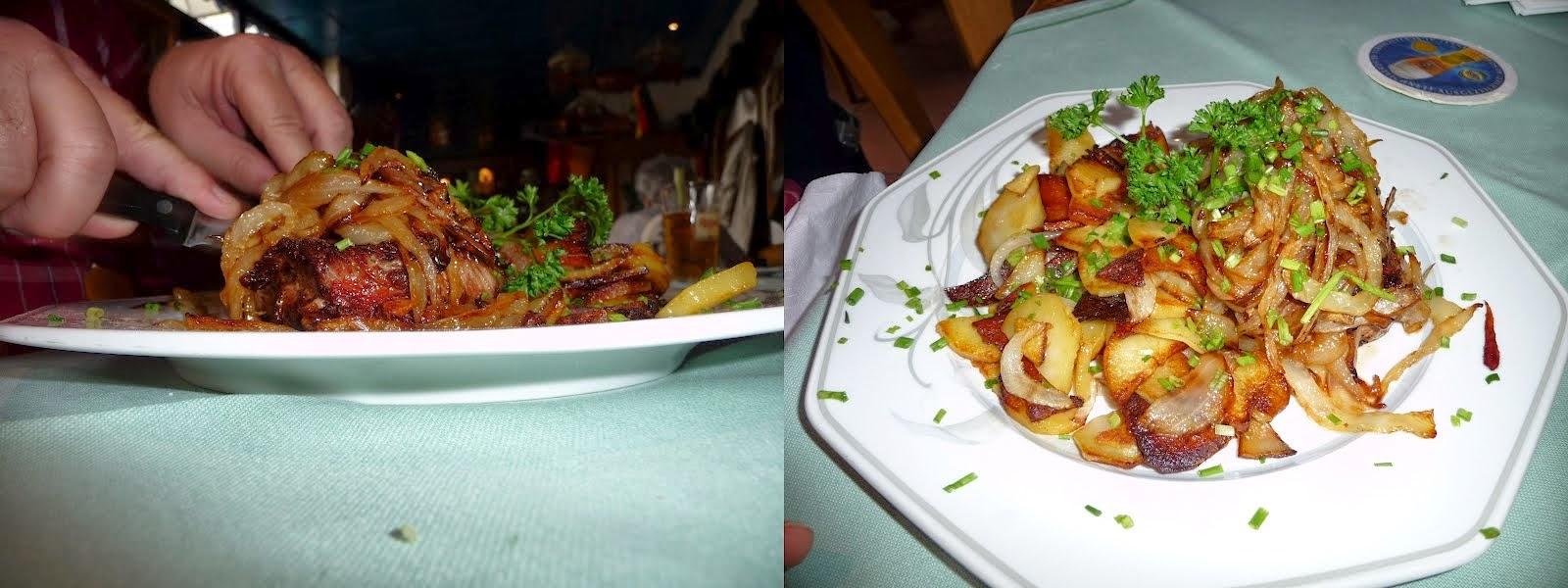 bilder bayrisches essen