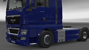 Realistic Wheels for all SCS trucks