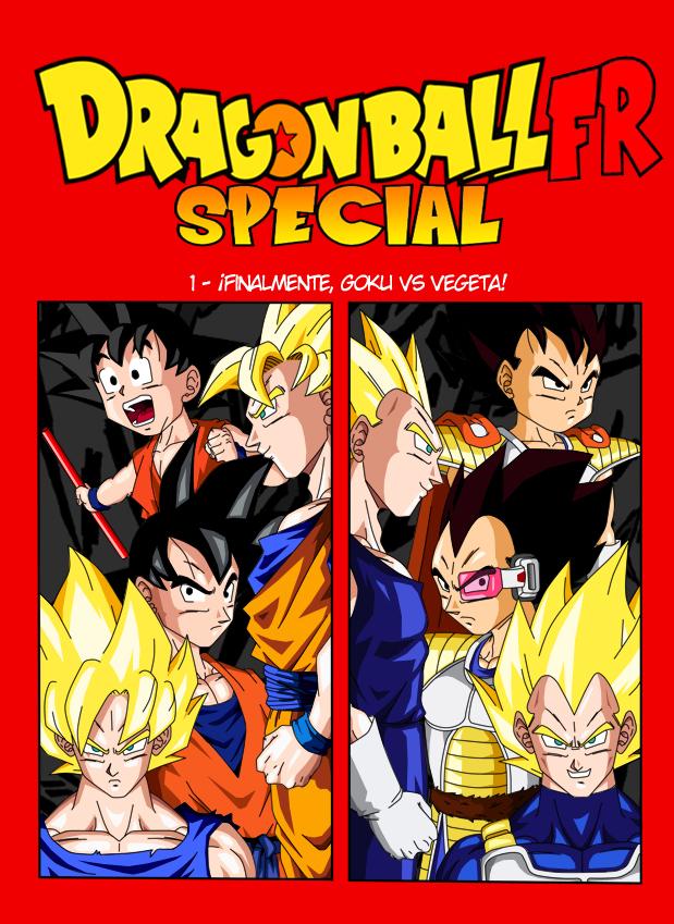 Kết quả hình ảnh cho Dragon Ball FR Special