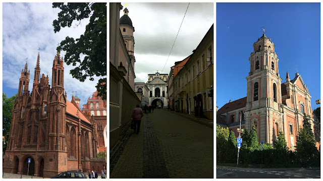 Exploring Vilnius, Lithuania - travelsandmore Baltic's road trip