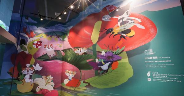 台中西屯|台中願景館|多媒體互動呈現台中四大主題|飛閱台中5D立體電影