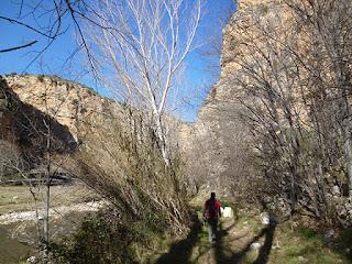 Ribera del río Martín
