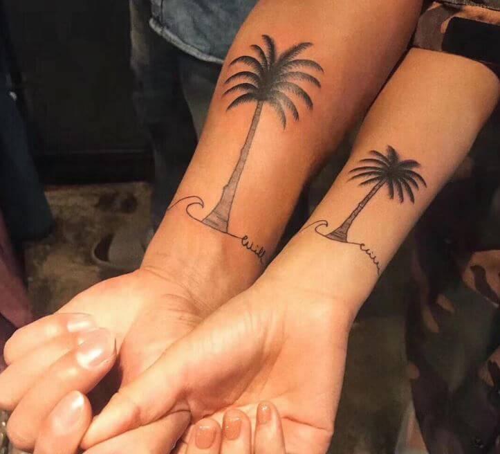 amazing Couple Tattoos