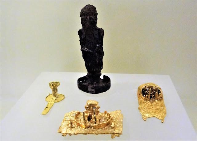コロンビア黄金文明の神殿が宇宙そのもの