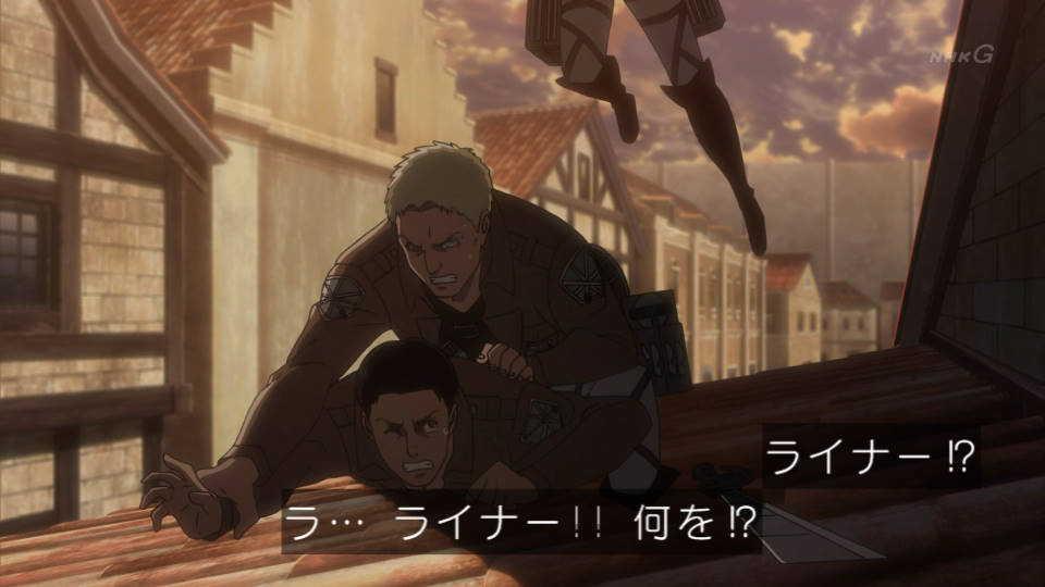 Shingeki no Kyojin Season 3 Part 2 - Episode 3