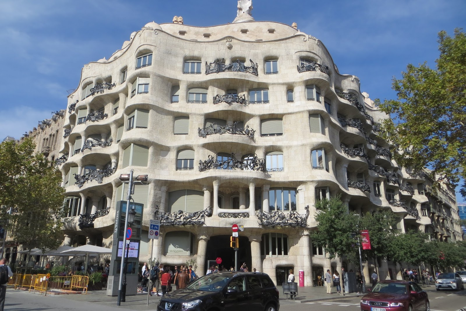 Become More Italy and beyond Barcelona Casa Mila