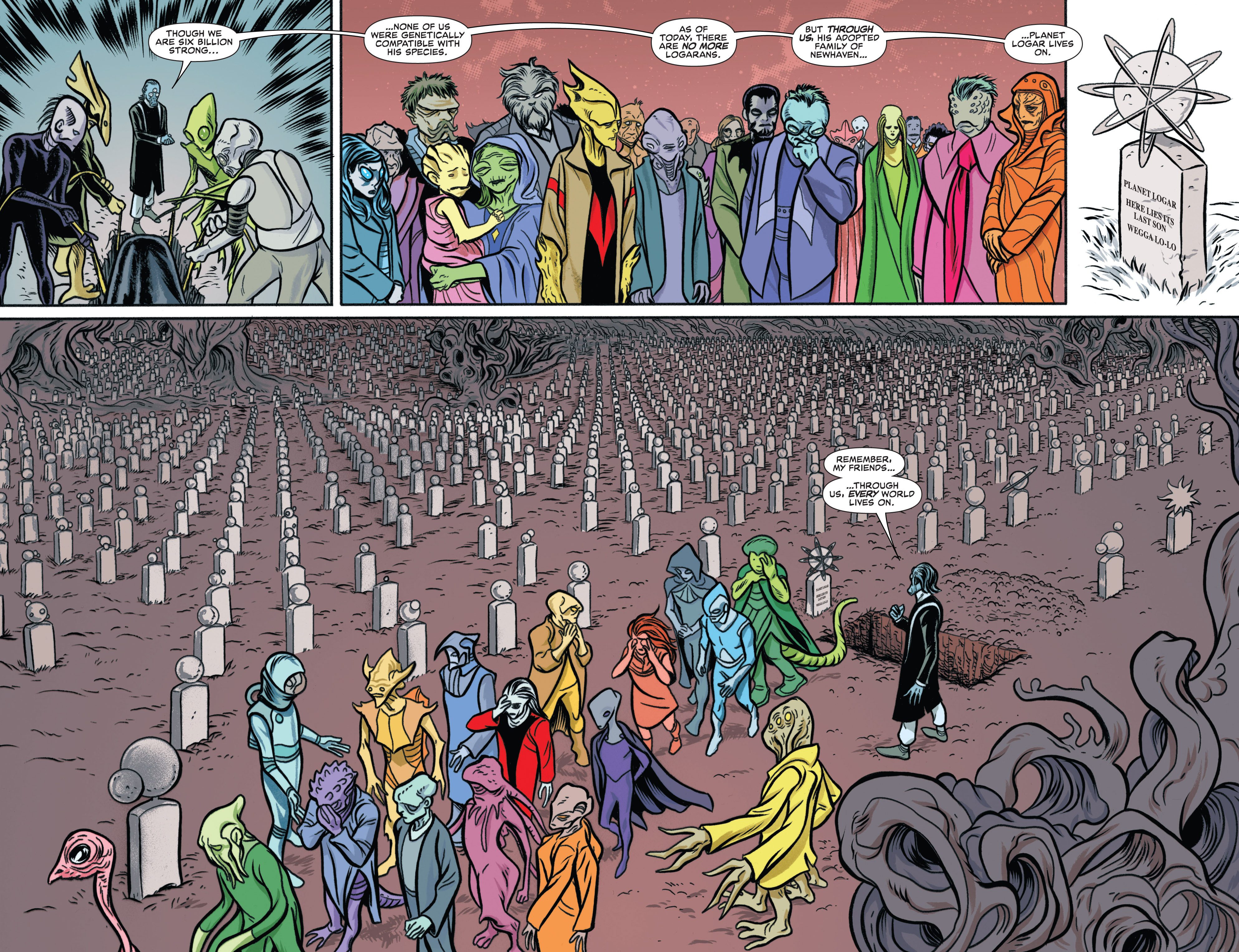 Read online Silver Surfer (2014) comic -  Issue #8 - 4
