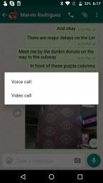 WhatsApp Video Calling diluncurkan dengan versi beta untuk Android