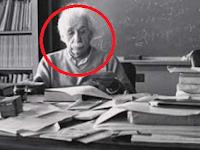 Teori Albert Einstein Tentang Hantu Itu Benar-Benar Ada