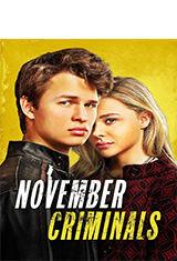 Los criminales de noviembre (2017) BDRip 1080p Español Castellano AC3 2.0 / ingles DTS 5.1