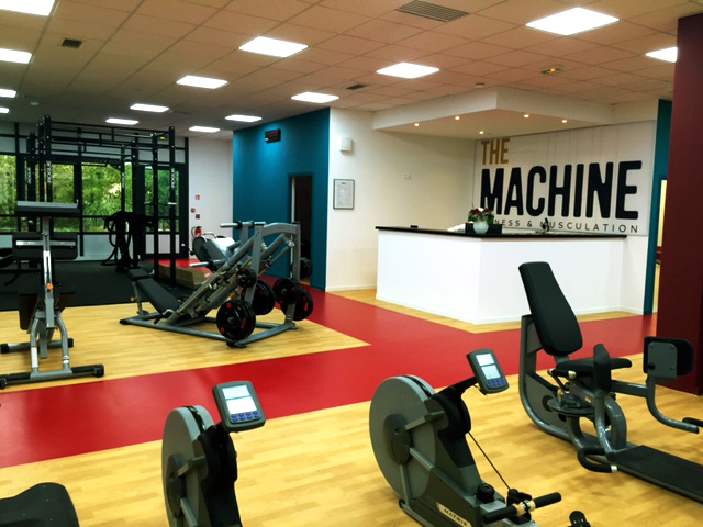 The Machine club Fitness