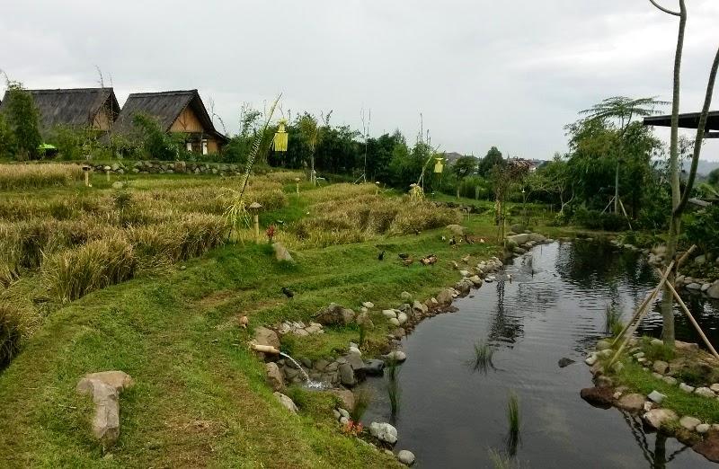 Dusun Bambu, Obyek wisata baru di Bandung