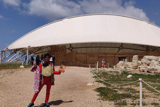 Hagar Qim Megalithic Temples in Malta UNESCO