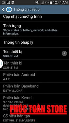 Tiếng Việt Samsung I317M alt