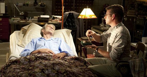 AMC Walking Dead Q & A With Dallas Roberts -