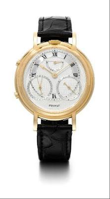 George Daniel Co - Axial Chronograph