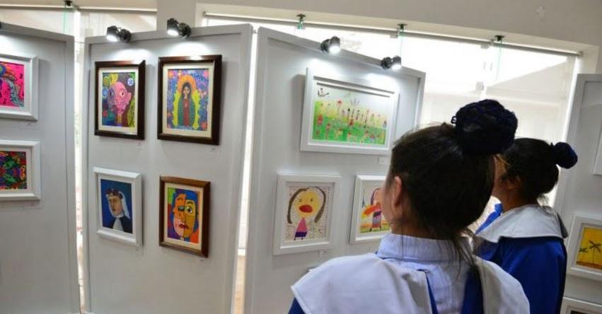 INABIF: El arte saca lo mejor de niños que viven en centros residenciales - www.inabif.gob.pe