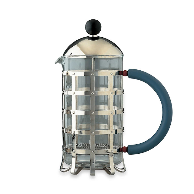 Alessi Press Filter Coffee Maker
