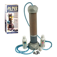 API Tap Water Filter Basic De-ionization filter
