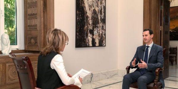 Bashar al Assad denuncia política agresiva contra Siria