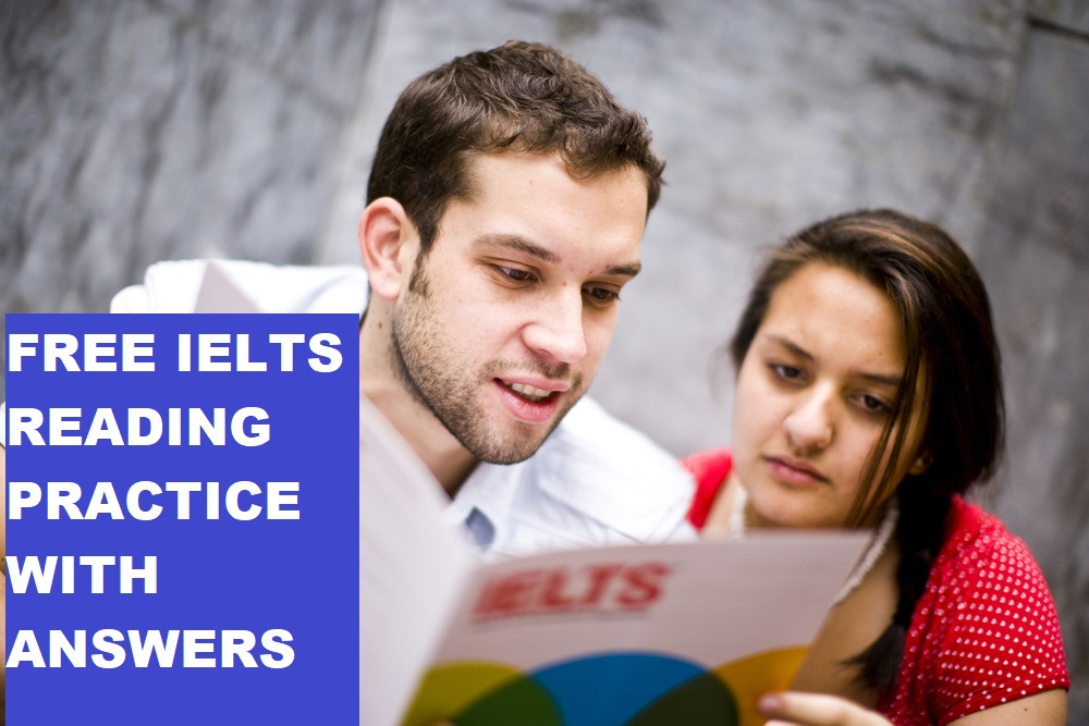 IELTS Reading Practice Online with answers - Academic