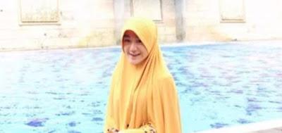 Larissa Chou, Awalnya Ditentang Keluarga Jadi Muslimah
