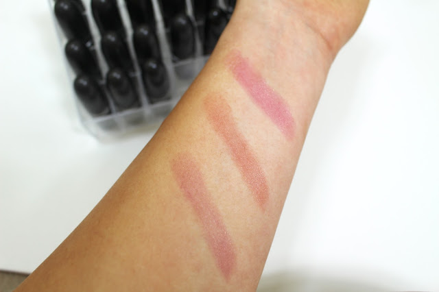 MAC Lipstick and swatches