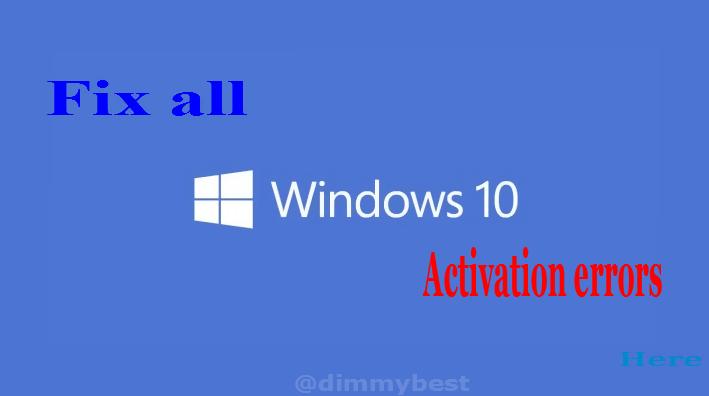 foutcode 0xc004c008 windows 10