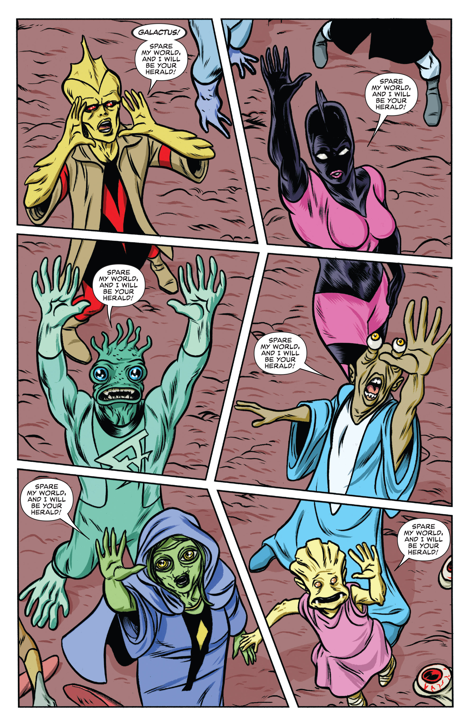 Read online Silver Surfer (2014) comic -  Issue #10 - 8