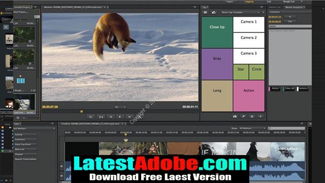 Direct Download Adobe Prelude CC 2019