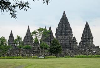Tempat Wisata di Yogyakarta candi prambanan