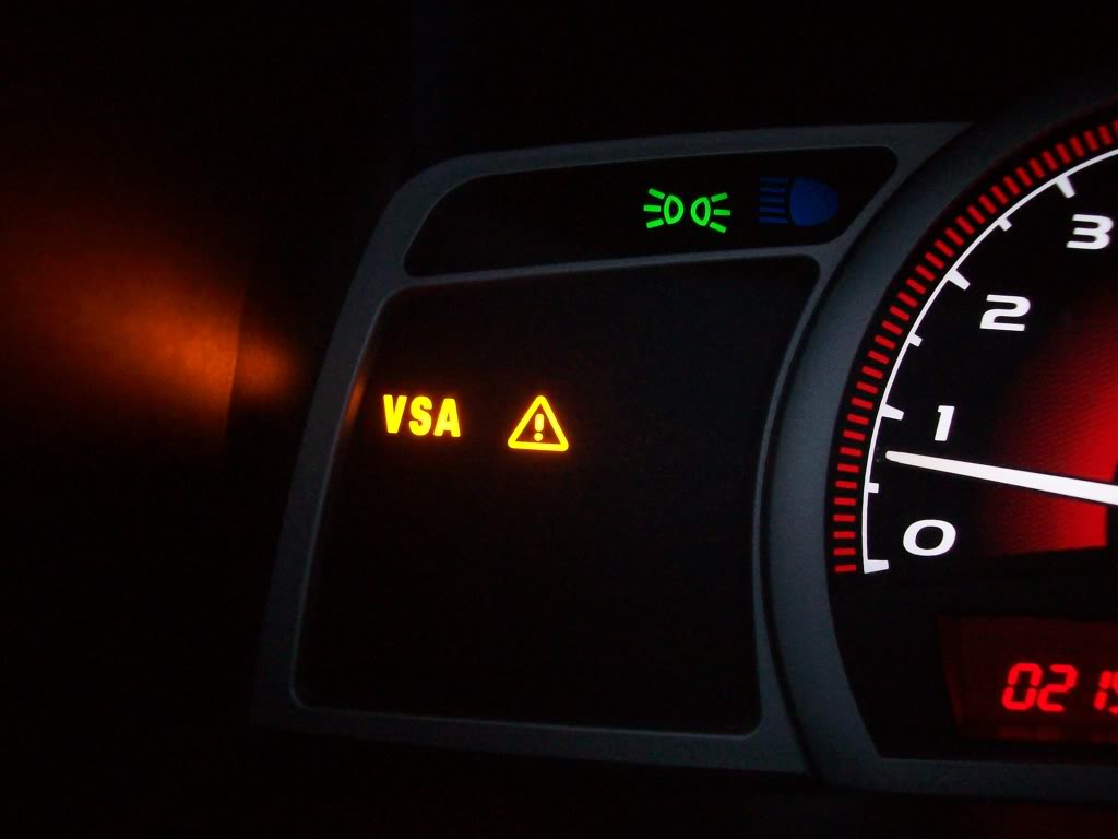 dash warning lights in honda autos post