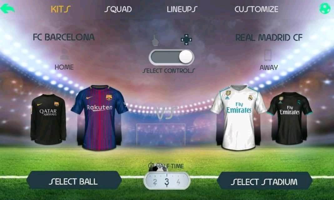 FTS 19 Mod Apk + Data Gojek Liga 1 Liga 2 Indonesia - Android Game7