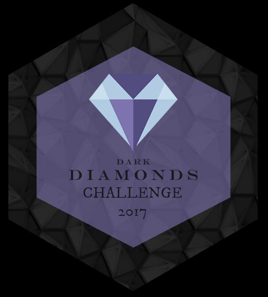 Dark Diamond Challenge 2017 mit Büchermomente