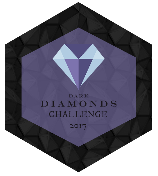 Dark Diamond Challenge 2017 mit Büchermomente