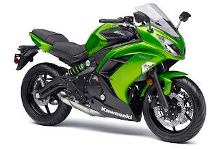 Kawasaki Ninja 650r Engine Specs