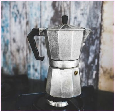 Cuban Coffee Maker Is Same As A Regular Stove For An Espresso Coffee Maker