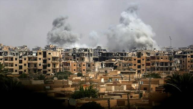 EEUU admite muerte de 800 civiles en sus ataques en Irak y Siria