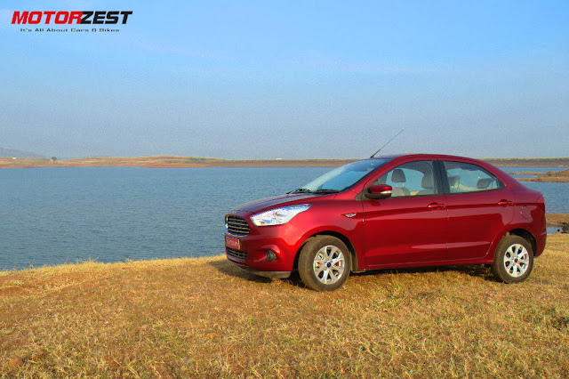 Ford Figo Aspire India Diesel