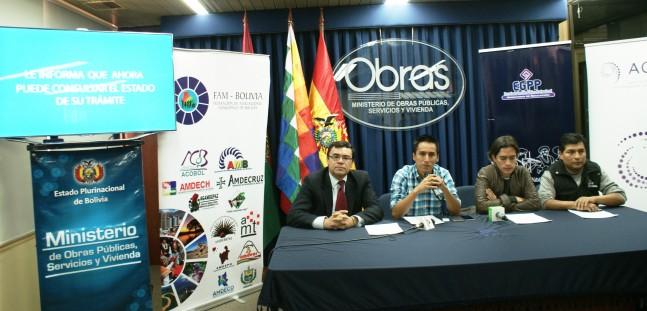 Viceministro de Vivienda y Urbanismo habló de una nueva generación de normas / MIN. OBRAS PÚBLICAS