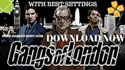 Gangs of London PSP Android Highly Compressed 450MB ISO + Best Settings