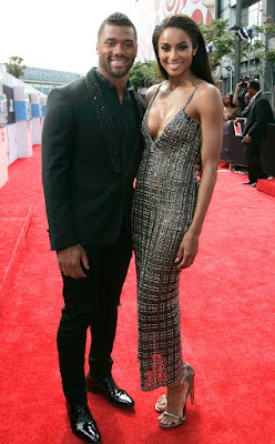 Russell Wilson In a Hurry To Marry Ciara This Summer