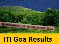 ITI Goa Result