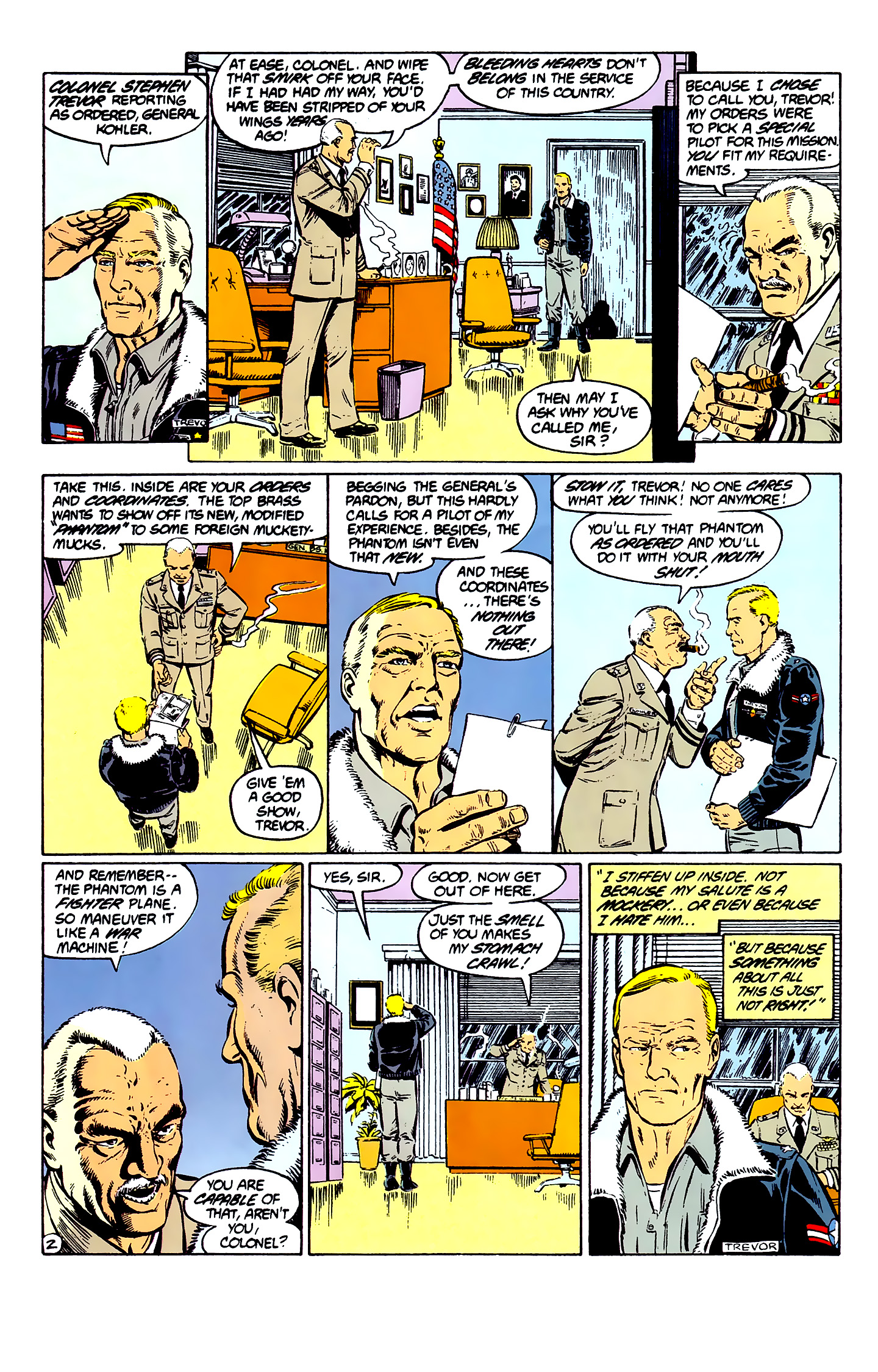 Read online Wonder Woman (1987) comic -  Issue #2 - 3