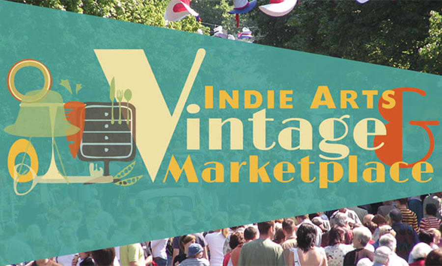 Indie Arts & Vintage Marketplace