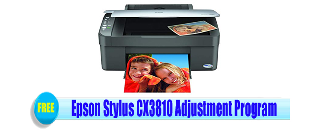 Epson Stylus CX3810 Adjustment Program