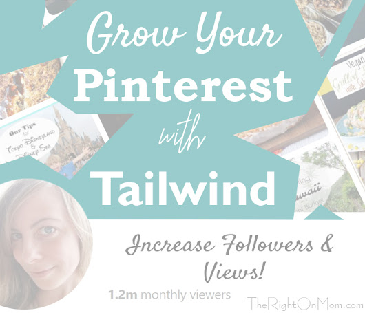 How to use Tailwind to Grow Your Pinterest Account