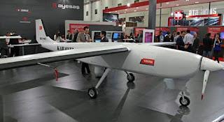Drone ISR Bersenjata Karayel