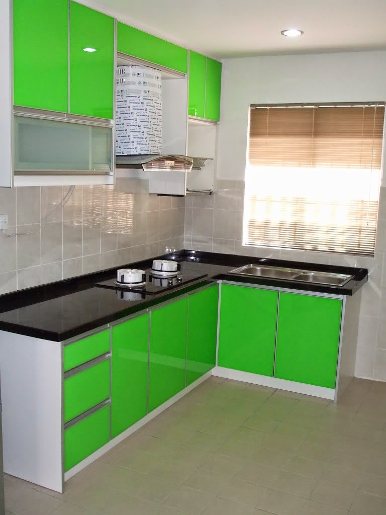 10 Model  Interior Dapur Minimalis  Modern Terbaru  2014