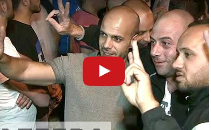 AllahuAkbar! Gemuruh Takbir Sambut Kekalahan Zionis Israel di Al-Aqsa
